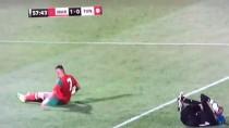 En-Nesyri se lesiona con Marruecos