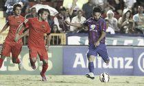 Levante - Barcelona: puntuaciones del Levante, jornada 4