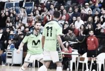 Movistar Inter vence al Levante y mantiene el liderato