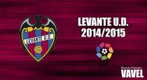 Levante UD 2014/2015: la historia se sigue escribiendo en el Ciutat de València