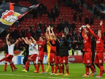 Bayer Leverkusen 2-0 Zenit: Donati and Papadopoulos send Bayer top