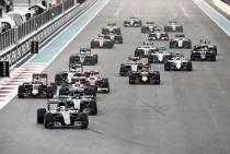 'Habemus' calendario de Fórmula Uno para el año 2017
