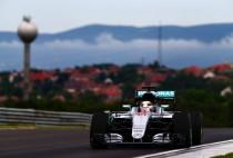 FP1 Hungaroring, Mercedes devastanti, Ferrari arranca