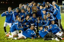 Nationally Ranked Lewiston High School Survives Upset Attempt In State Final; Triumphs 1-0 On Crazy Play