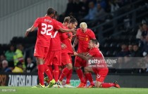 Derby County 0-3 Liverpool: Klavan, Coutinho and Origi net as Reds roll into the fourth round