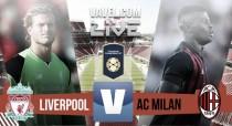 Origi and Firmino on the scoresheet as Reds beat Milan 2-0