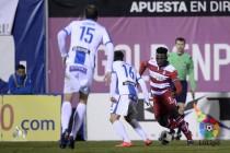 CD Leganés - Granada CF: puntuaciones del Granada, dieciseisavos de final de la Copa del Rey