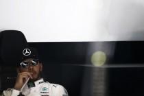 """Lewis Hamilton:""""No me sentía demasiado cómodo"""""""