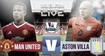 Rashford confirma el descenso del Aston Villa