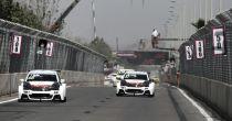 Citroën domina una última sesión de libres muy accidentada