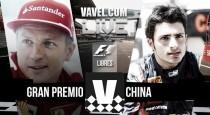 Räikkönen sorprende a Mercedes y marca el mejor tiempo