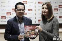 La UD Almería y Círculo Rojo presentan un proyecto revolucionario con fines benéficos