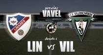 Linares Deportivo - CF Villanovense: equipos pequeños con grandes comienzos