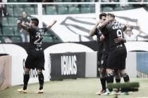 Figueirense domina, vence Santa Cruz com gol relâmpago e deixa zona do rebaixamento