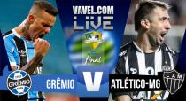 Jogo Grêmio x Atlético-MG ao vivo ao minuto na final da Copa do Brasil (1-1)
