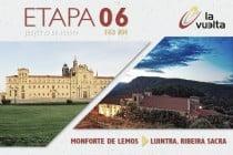 Etapa 6 de la Vuelta a España 2016 en vivo: Monforte de Lemos - Luintra. Ribera Sacra