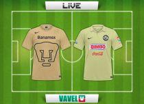 Pumas vs América en vivo online