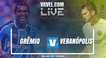 Resultado Grêmio x Veranópolis no Campeonato Gaúcho 2017 (1-1)