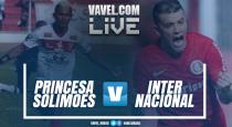 Internacional vence Princesa de Solimões na Copa do Brasil 2017 (0-2)