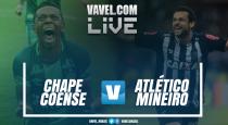 Resultado Chapecoense x Atlético-MG na Primeira Liga 2017 (2-2)