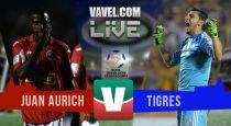 Resultado Juan Aurich vs Tigres en Copa Libertadores 2015 (4-5)