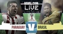 Resultado Paraguay - Brasil en Eliminatorias Mundial Rusia 2018 (2-2): 10 minutos fatídicos acaban con la albirroja