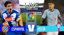 Espanyol vs Celta en vivo y en directo online