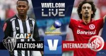 Resultado Atlético-MG x Internacional no Campeonato Brasileiro 2016 (3-1)