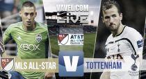 Resultado MLS All-Star - Tottenham en AT&T MLS All Game 2015 (2-1)
