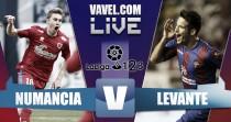Victoria del Levante en su primer partido en Segunda