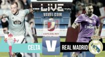 Real Madrid x Celta de Vigo ao vivo online pela Copa do Rei 2016/17