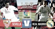 El Sevilla gana al Madrid en el último instante