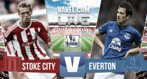 Stoke City vs Everton en vivo y en directo online