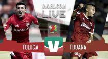 Resultado Toluca vs Xolos Tijuana en Liga MX 2015 (2-0)