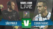Resultado São Paulo x Corinthians ao vivo na Copa Libertadores 2015 (2-0)