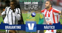Jogo Bragantino x Náutico ao vivo online no Brasileirão Série B 2015