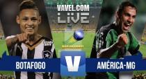 Jogo Botafogo x América-MG ao vivo online no Brasileirão Série B 2015