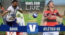 Jogo Bahia x Atlético-GO ao vivo online no Brasileirão Série B 2015