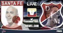 Santa Fe vs Medellín, final Liga Postobón 2014 en vivo y online