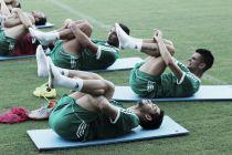 El Real Betis estrena la puesta en marcha de la nueva temporada
