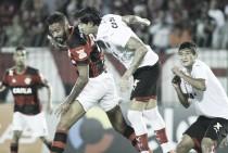 Vitória encara embalado Flamengo visando deixar zona de rebaixamento