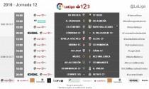 Fecha y hora para el Tenerife vs Rayo de la duodécima jornada