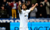 Swansea City 3-2 Burnley: Late Llorente header lifts Swans five points clear of the drop zone