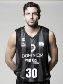 """Sergio Llorente: """"Quiero estar aquí ayudando al Bilbao Basket"""""""