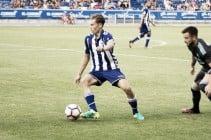 Llorente debuta como titular con la sub21