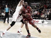 El Brose Baskets arrolla al CAI Zaragoza