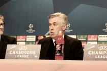 """Carlo Ancelotti: """"Nuestro objetivo es lograr el máximo posible en cada competición"""""""