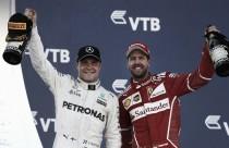 """Sebastian Vettel: """"Bottas ha ganado la carrera en la primera parte"""""""