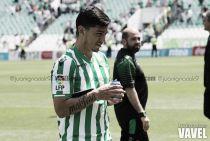 Lolo Reyes y Álvaro Cejudo no estarán ante el Alavés