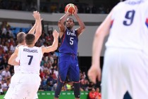 Rio 2016 - Oro USA; Serbia annientata 96-66